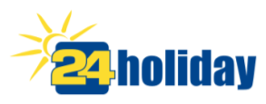24holiday logo